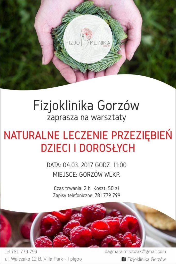 Dagmara Miszczak - Fizjoklinika Gorzów - Fizjoterapia, Akupunktura i Masaż - warsztaty naturalnego leczenia